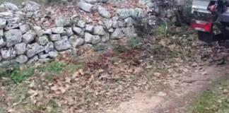 Brindisi Ostuni bonifica area Lamatroccola 27 gennaio 1