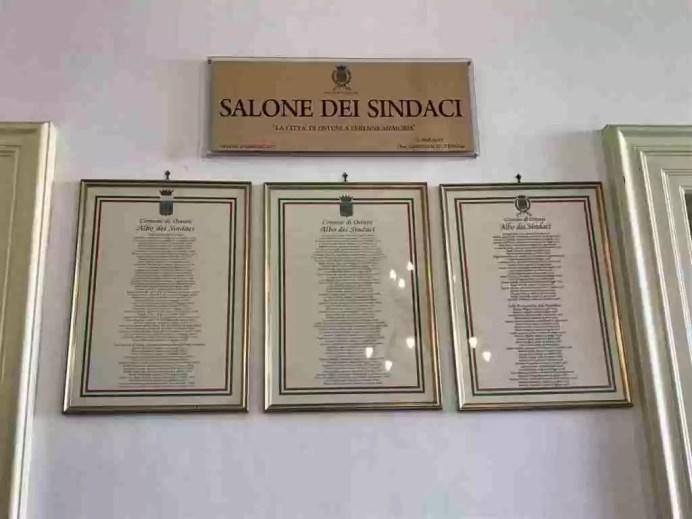 Inaugurazione Sala Sindaci 2