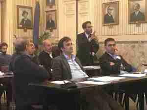 Consiglio Comunale Giuseppe Bagnulo