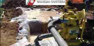 Impianto di sollevamento al Pilone 4 2