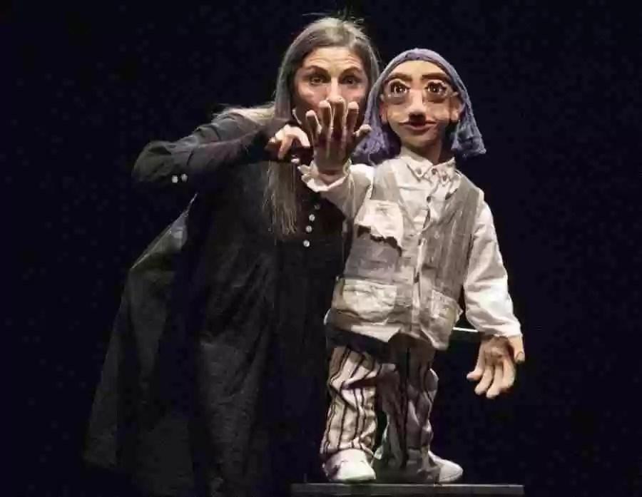 XVI Rassegna Teatri di Terra: Il FIORE AZZURRO – Teatro Burambò