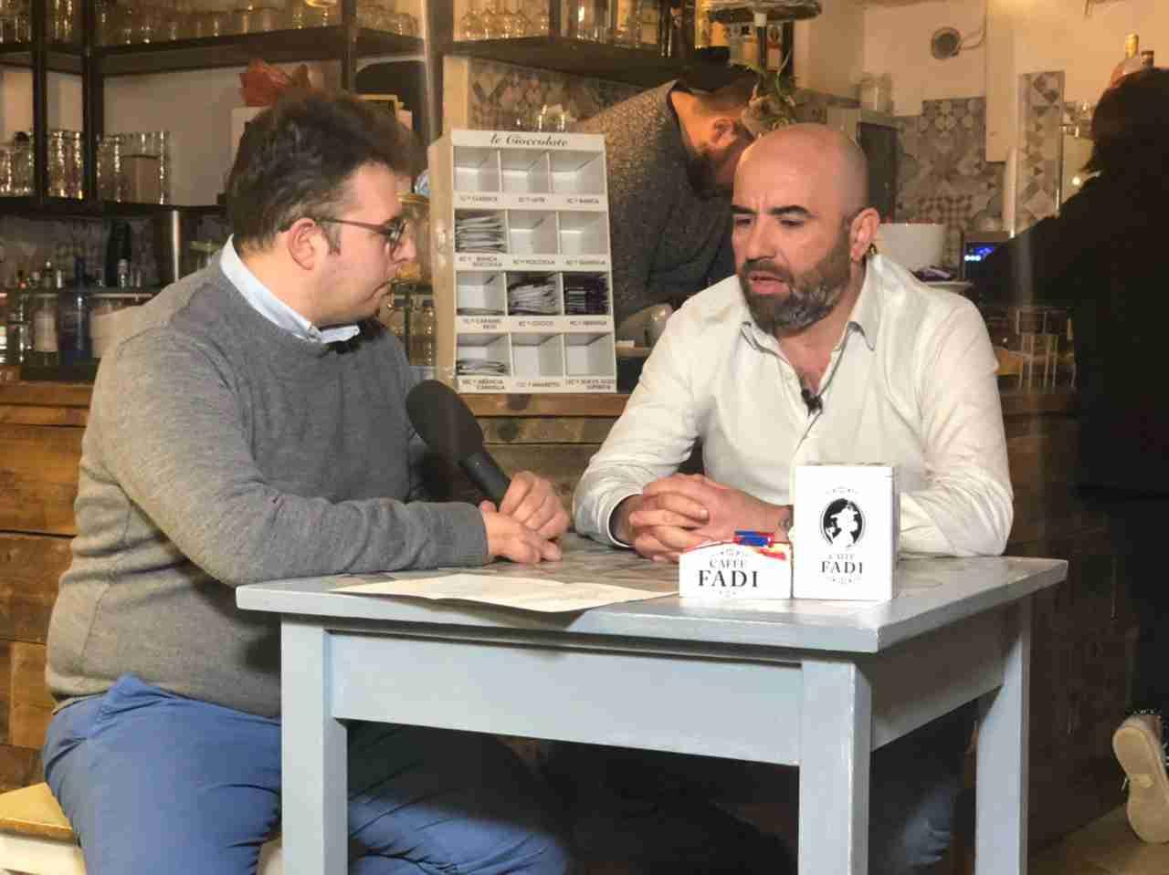 Coffee Break con Christian Continelli