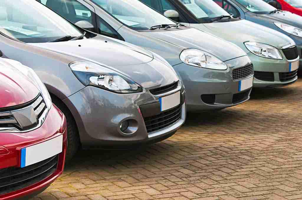 vendita auto usate