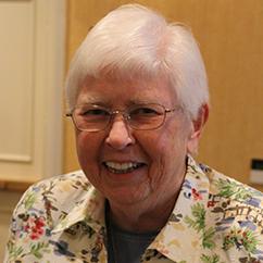 Sr. Marianne Mullen, OSU