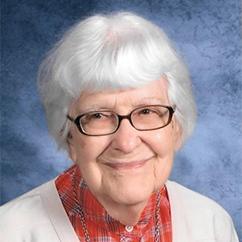 Sr. Ann Smith, OSU