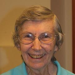 Sr. Mary Patrice Clifford, OSU