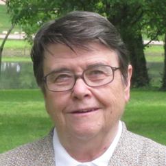 Sister Miriam Patricia Faricy