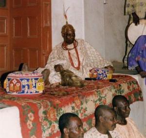 Owa Obokun of Ijesaland - Oba Adekunle Aromolaran