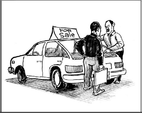 Things To Ask When Buying A Used Car Privately