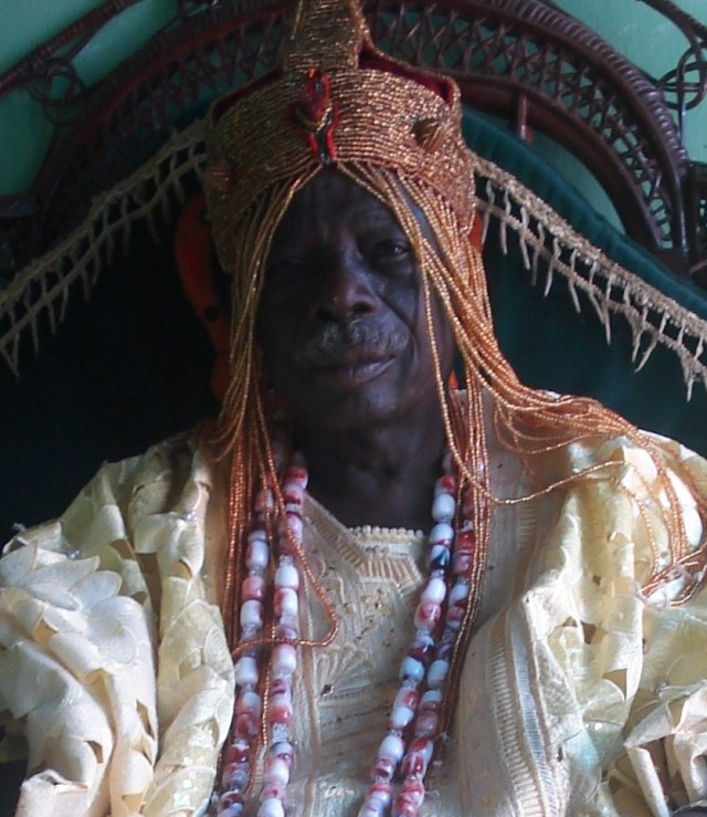 Image result for Oba Francis Adedoyin