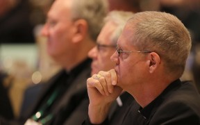 ARCHBISHOP ETIENNE FALL MEETING BALTIMORE