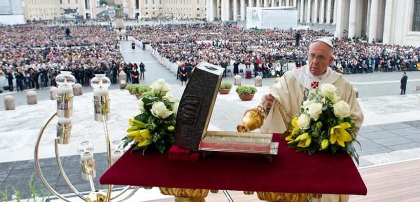 POPE ST. PETER RELICS