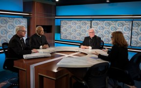 BISHOPS DEATH PENALTY ROUNDTABLE