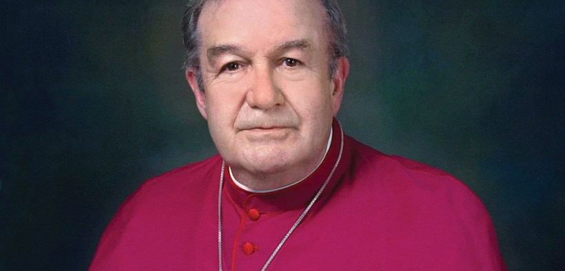 OBIT BISHOP ROGER P. MORIN
