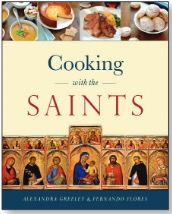 Cooking with saints