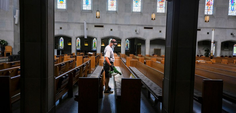 TENNESSEE CHURCH DISENFECTANT