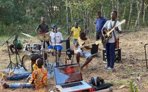 CENTRAL AFRICAN REPUBLIC MUSIC