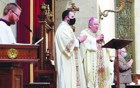 MASS FOR 'PRESERVATION OF PEACE AND JUSTICE'