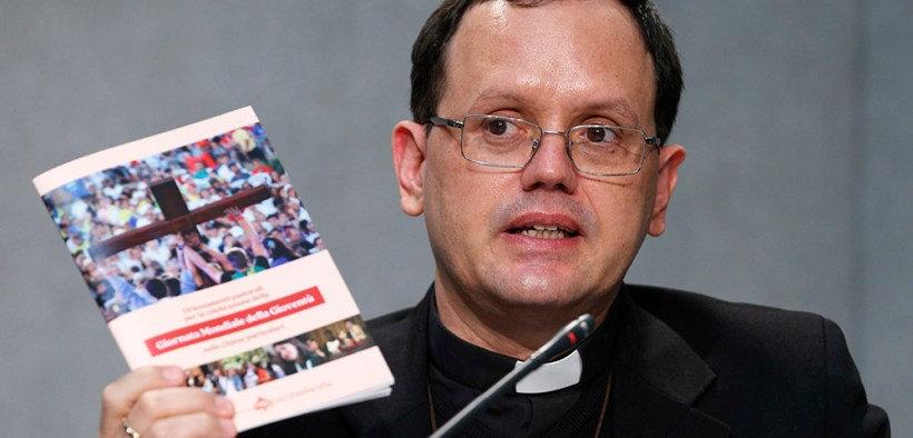 VATICAN DOCUMENT WORLD YOUTH DAY