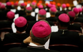 SYNOD BISHOPS YOUNG PEOPLE