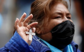 MEXICO ABORTION DEMONSTRATION