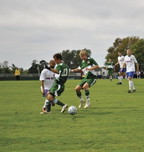 Lakers hope to earn their first conference win