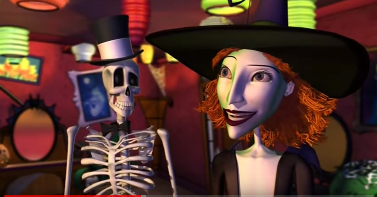 Revisiting Cartoon Network S Halloween Staple Scary Godmother The Oswegonian