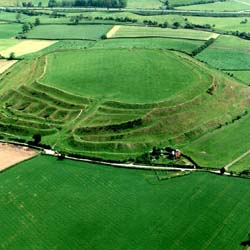Oswestry Iron Age Hill Fort