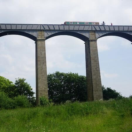 Unesco World Heritage Site Pontcysyllte