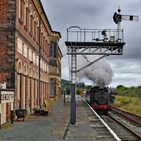 Cambrian Heritage Railways Oswestry