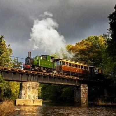 Visit Welshpool & Llanfair Railway