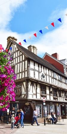 Best Places to visit in Oswestry