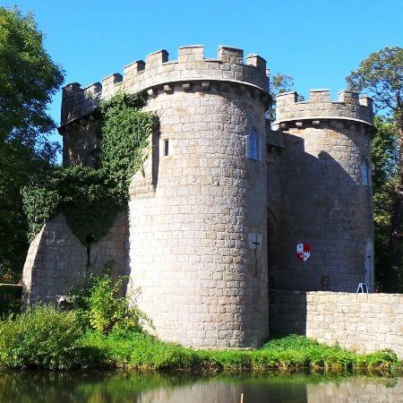 Oswestry Visit Castles