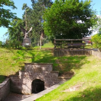 Oswalds's Well Oswestry