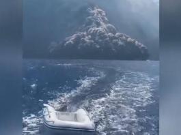 ηφαίστειο Στρόμπολι