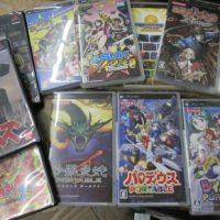 【ゲーム】PSP・PS2のレアソフト大量入荷!