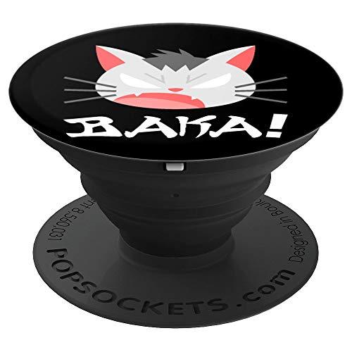 Anime Chibi Art Baka Cat PopSocket | Dein Otaku Shop für Anime, Dakimakura, Ecchi und mehr