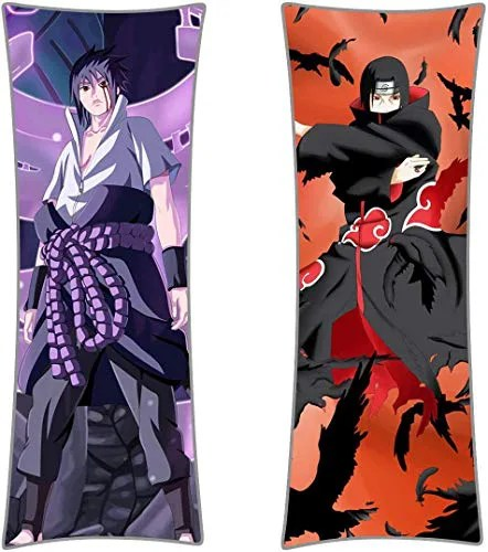 Anime Dakimakura - Sasuke Itachi, Naruto | Dein Otaku Shop für Anime, Dakimakura, Ecchi und mehr