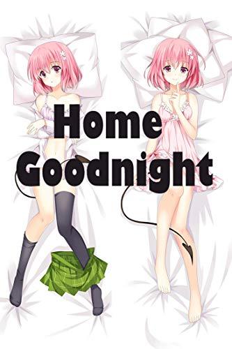 Home Goodnight to Love Ru 2 Way Tricot 160 x 50cm(62.9in x 19.6in) Kissenbezug