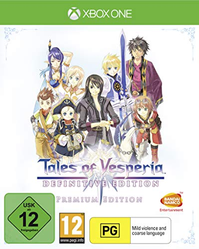 Tales of Vesperia: Definitive Edition Premium [Xbox One]