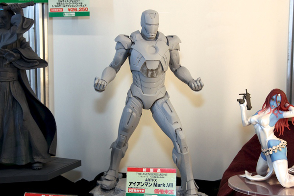 Report | Wonfes 2012 Winter: Kotobukiya (51)