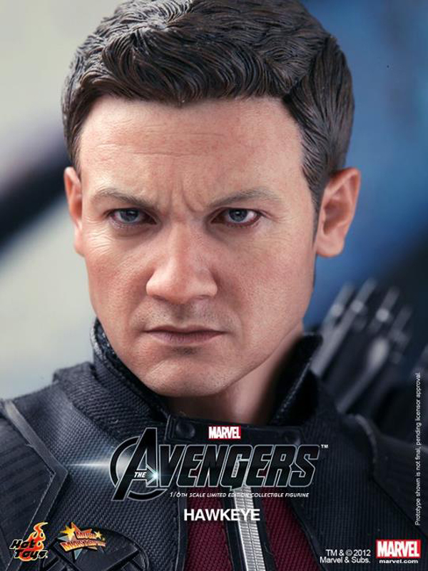 Preview | Hot Toys: Avengers Hawkeye (17)