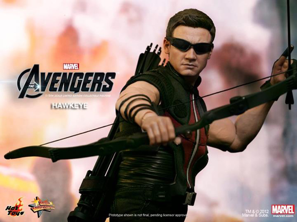 Preview | Hot Toys: Avengers Hawkeye (14)