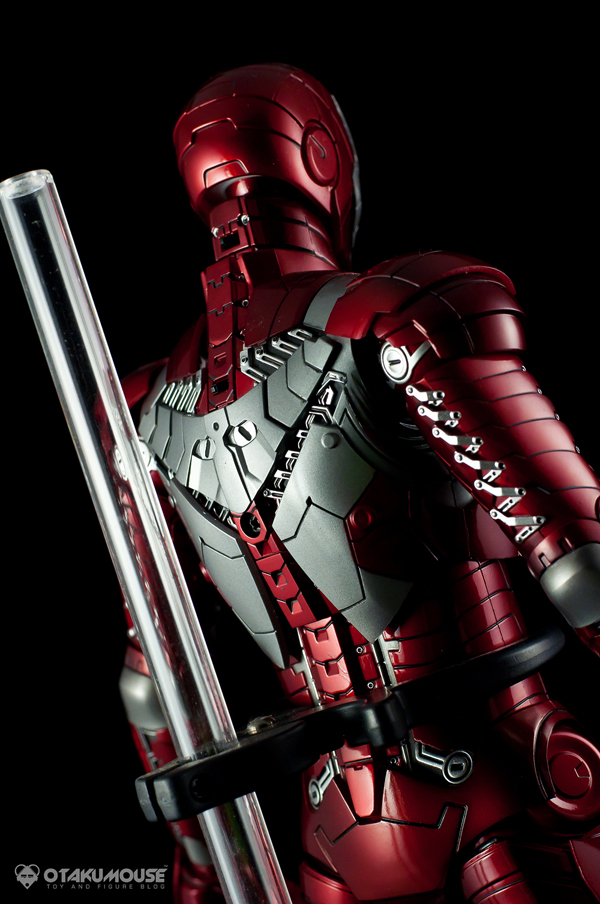 Review | Hot Toys: Ironman Mark V (40)