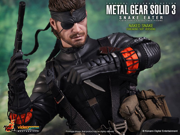 Preview | Hot Toys: Naked Snake (10)
