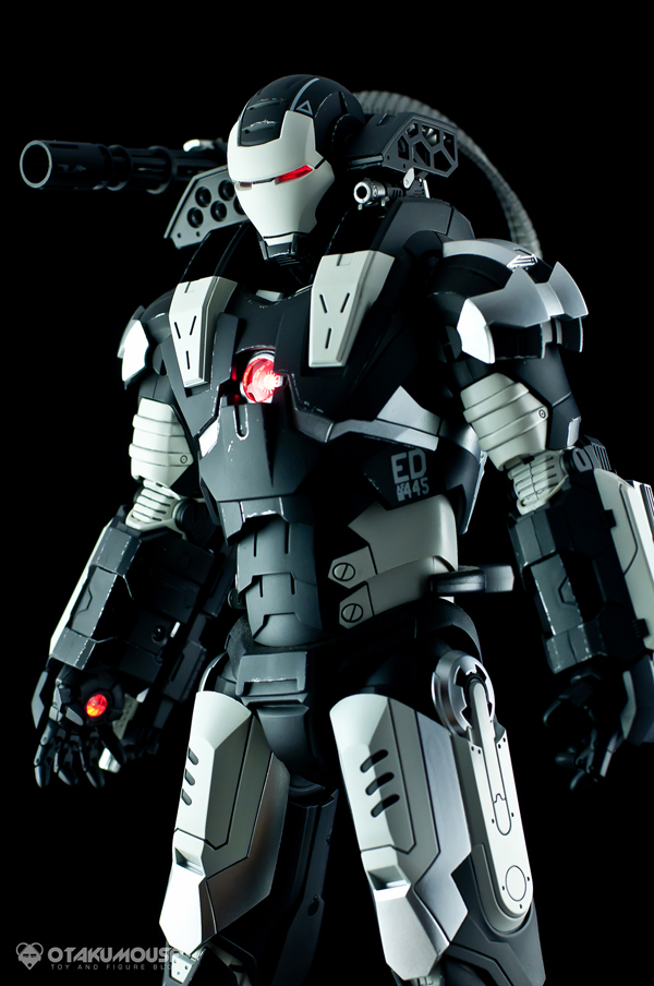 Review | Hot Toys: Warmachine (Special Version) (32)