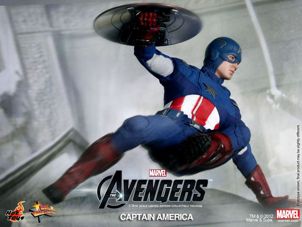 Preview | Hot Toys: Captain America (Avengers) (12)
