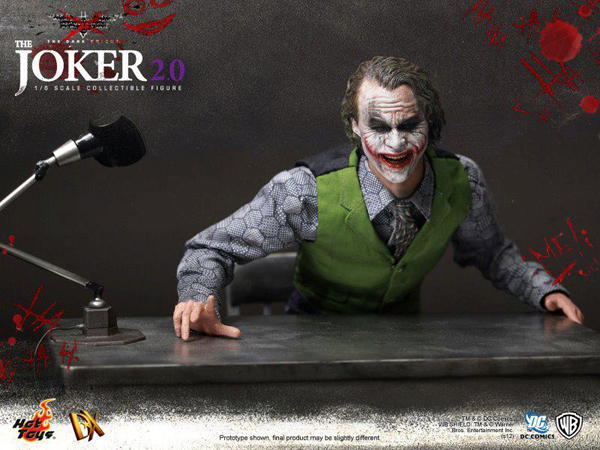 Preview | Hot Toys: The Joker 2.0 (5)