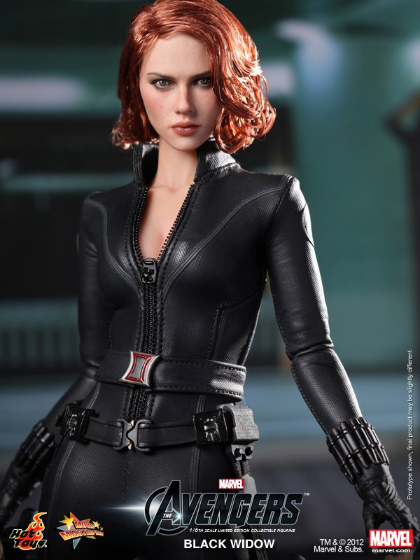 Preview | Hot Toys: Black Widow (15)