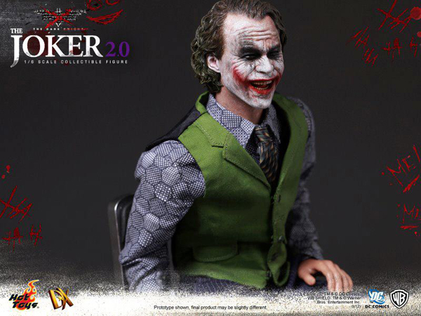 Preview | Hot Toys: The Joker 2.0 (10)